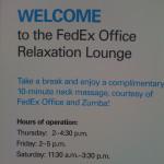 FedEx Zumba